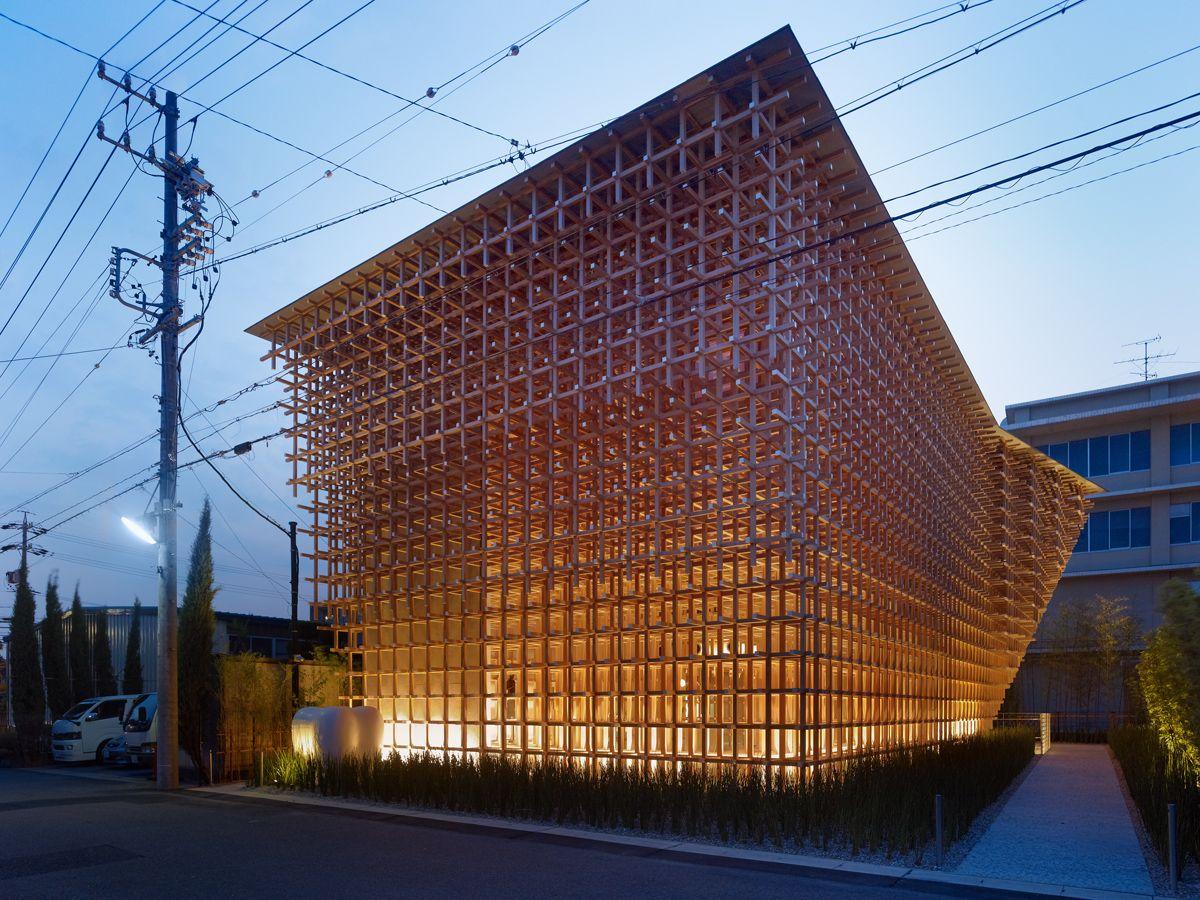 GC Prostho Museum Kengo Kuma